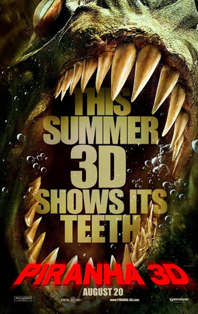 At The Movies: Piranha 3D (2010)