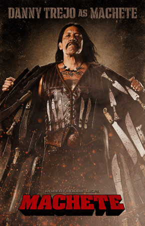 At The Movies: Machete (2010)