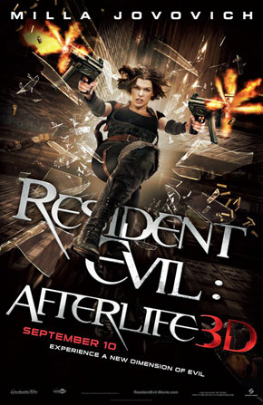 At The Movies: Resident Evil: Afterlife (2010)