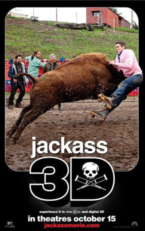 At The Movies: Jackass 3D (2010)