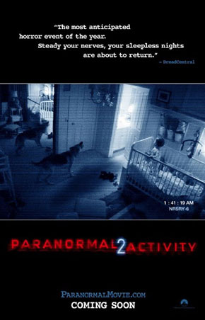 At The Movies: Paranormal Activity 2 (2010)