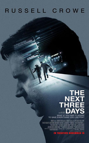 At The Movies: The Next Three Days (2010)