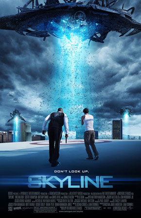 At The Movies: Skyline (2010)