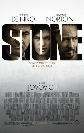 At The Movies: Stone (2010)
