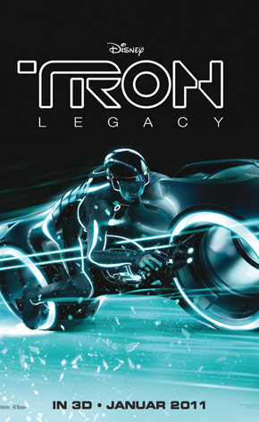 At The Movies: Tron: Legacy (2010)