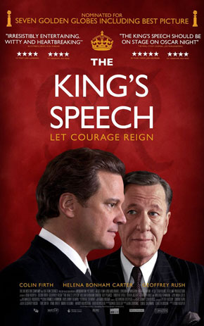 At The Movies: The King's Speech (2010)