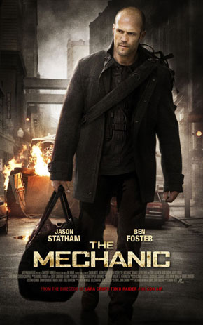 At The Movies: The Mechanic (2011)