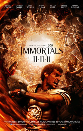 At The Movies: Immortals (2011)