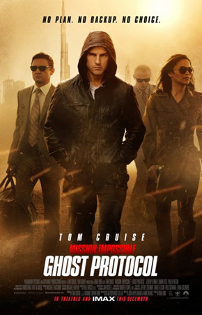 At The Movies: Mission: Impossible - Ghost Protocol (2011)