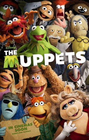 At The Movies: The Muppets (2011)