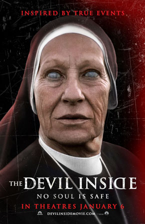 At The Movies: The Devil Inside (2012)