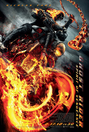 At The Movies: Ghost Rider: Spirit of Vengeance