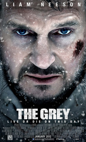 At The Movies: The Grey (2012)