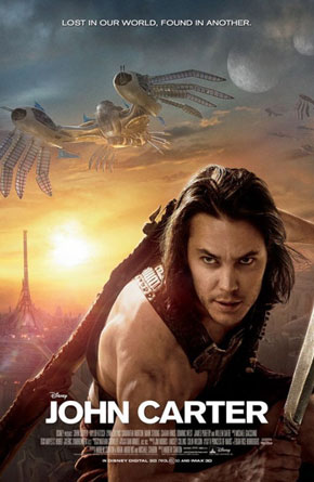 At The Movies: John Carter (2012)