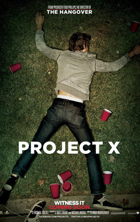 At The Movies: Project X (2012)