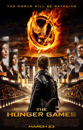 At The Movies: The Hunger Games (2012)