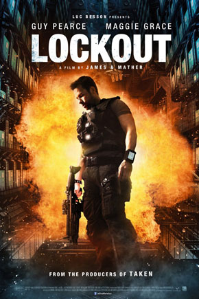 At The Movies: Lockout (2012)