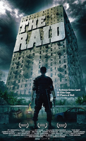 At The Movies: The Raid: Redemption (2012)