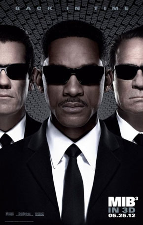 At The Movies: Men In Black III (2012)