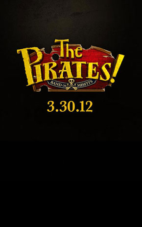 At The Movies: The Pirates! Band of Misfits (2012)