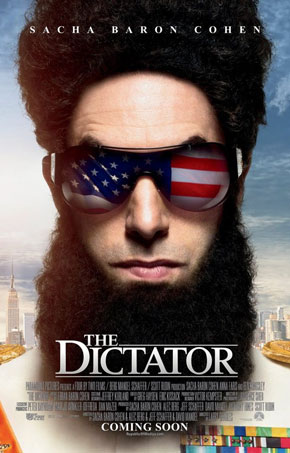 At The Movies: The Dictator (2012)