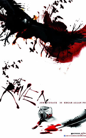At The Movies: The Raven (2012)