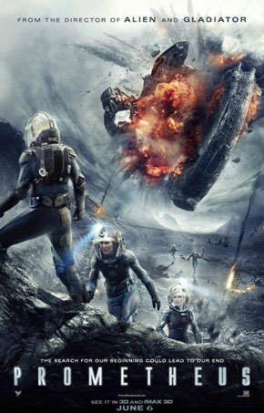 At The Movies: Prometheus