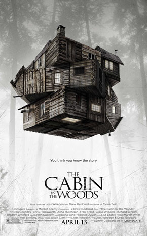 At The Movies: The Cabin in the Woods (2012)
