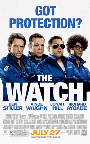 At The Movies: The Watch (2012)