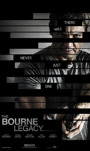 At The Movies: The Bourne Legacy (2012)