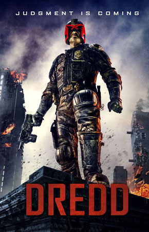 At The Movies: Judge Dredd 3D (2012)
