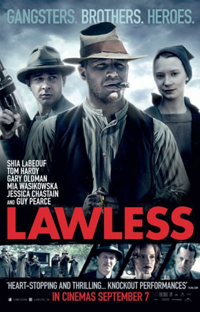 At The Movies: Lawless (2012)