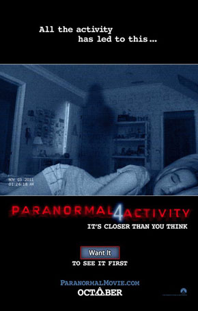 At The Movies: Paranormal Activity 4 (2012)