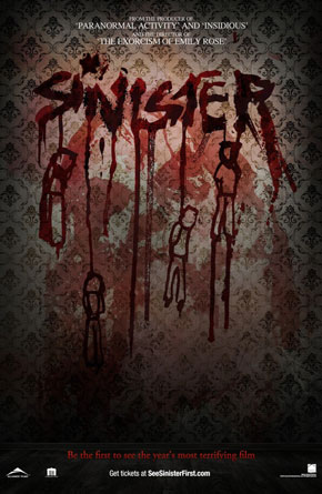 At The Movies: Sinister (2012)