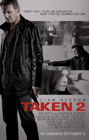 At The Movies: Taken 2 (2012)