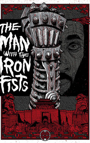 At The Movies: The Man with the Iron Fists (2012)