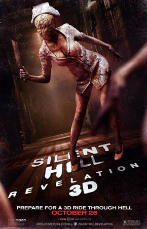 At The Movies: Silent Hill: Revelation 3D (2012)