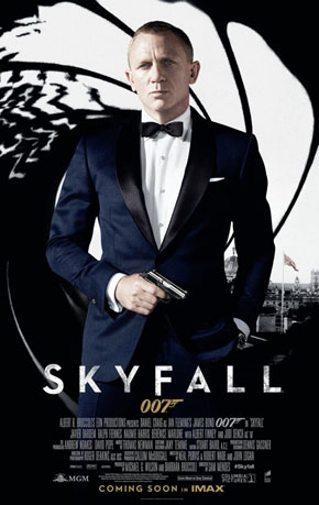 At The Movies: Skyfall (2012)