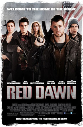 At The Movies: Red Dawn (2012)