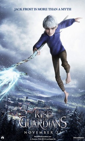At The Movies: Rise of the Guardians (2012)