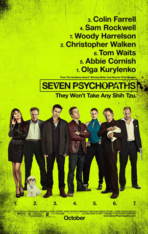 At The Movies: Seven Psychopaths (2012)