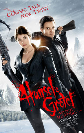 At The Movies: Hansel and Gretel: Witch Hunters