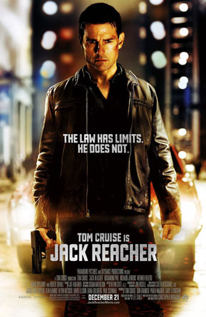 At The Movies: Jack Reacher