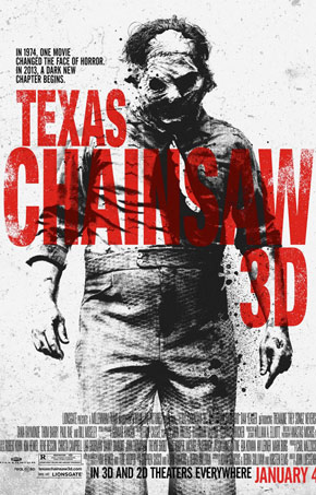 At The Movies: Texas Chainsaw 3D (2013)