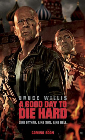 At The Movies: A Good Day to Die Hard (2013)