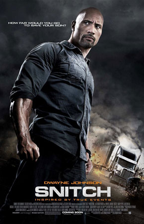 At The Movies: Snitch (2013)