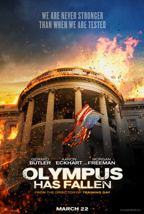 At The Movies: Olympus Has Fallen (2013)