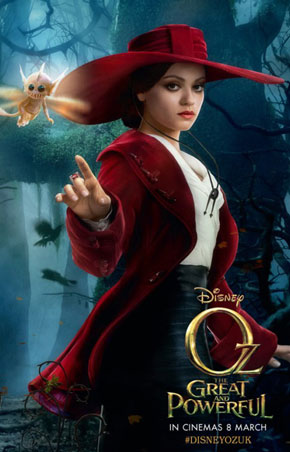 At The Movies: Oz the Great and Powerful (2013)