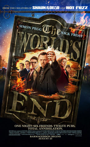 At The Movies: The World's End (2013)