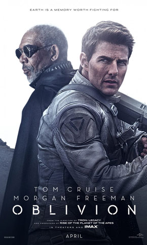 At The Movies: Oblivion (2013)